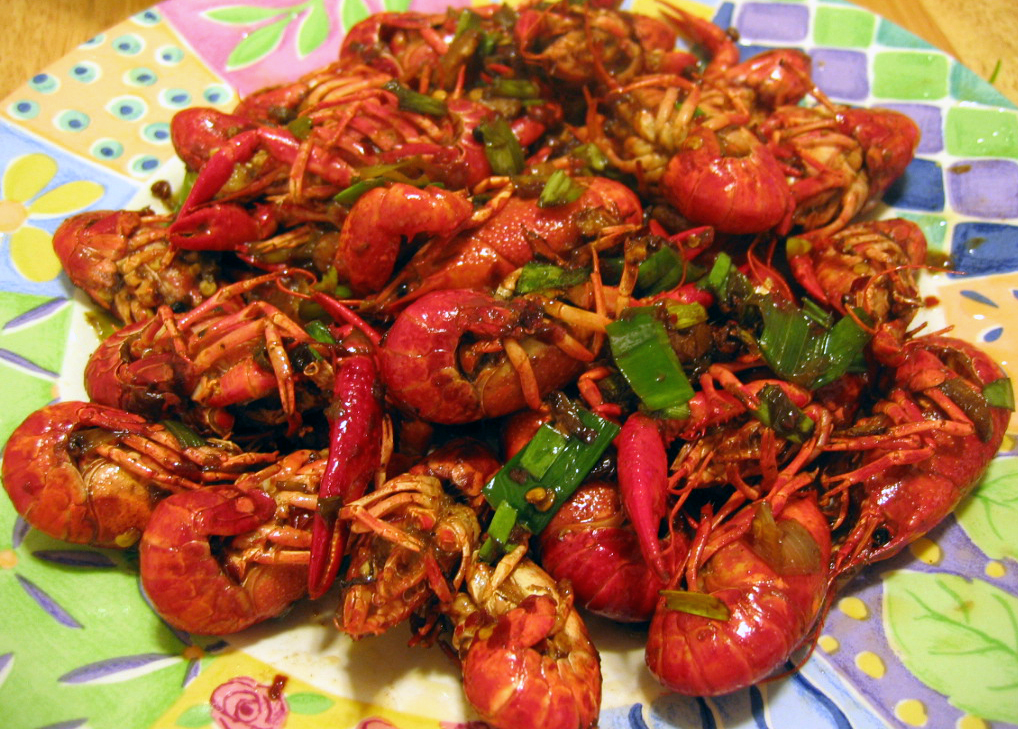 Crayfish for Fish as food